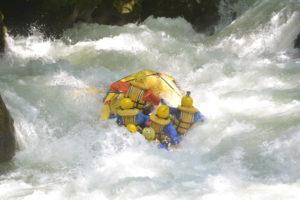 Rafting-Hydrospeed