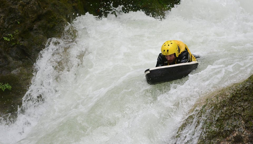 Rafting-Hydrospeed