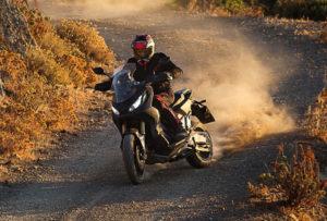 Honda x-adv Roma