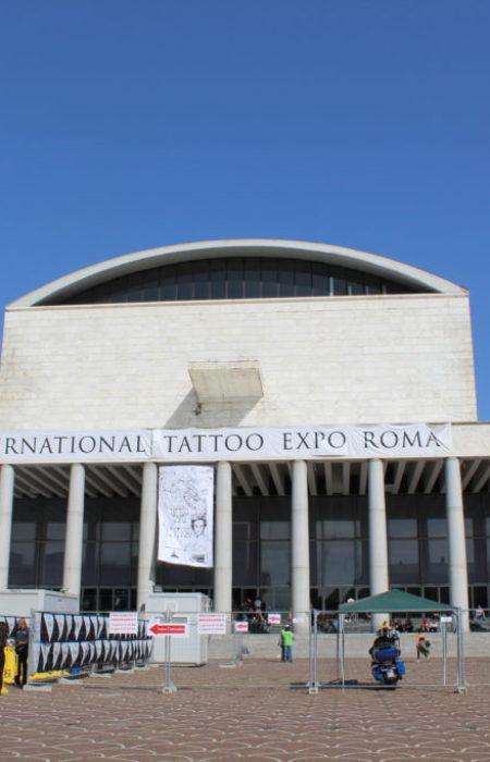 International Tatoo Expo