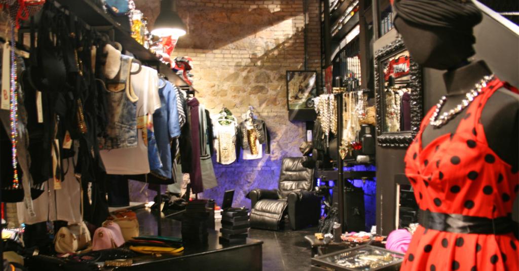 boutique roma