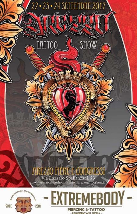 Arezzo-tattoo-show