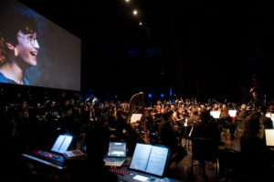 Harry Potter concerto Roma