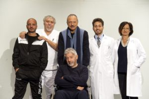 L'Operazione, Vaporidis, Mattioli, Stefano Reali (regista), Giustini, Silvestri, Catania