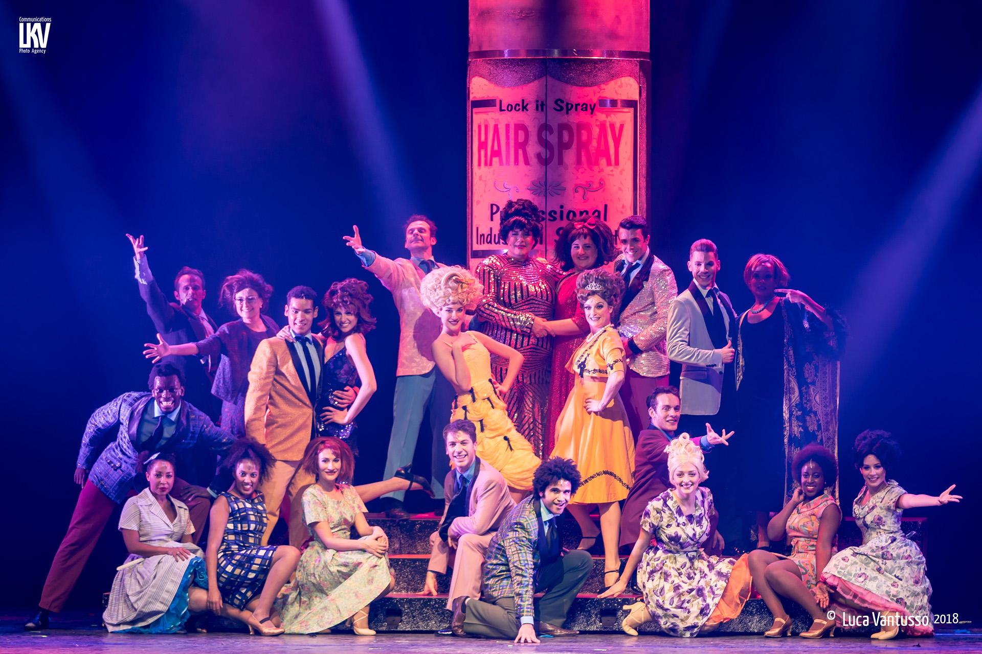 Hairspray-teatro-Brancaccio-Roma