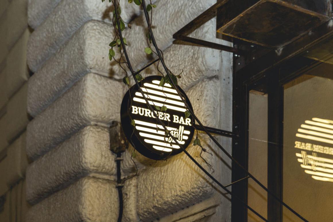 Burger Bar Grill Roma